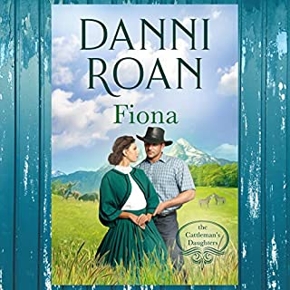 Fiona audiobook cover art