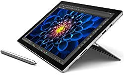Microsoft Surface Pro 4 31,24 cm (12,3 Zoll) Tablet-PC (Intel Core m3, 4GB RAM, 128 GB, Intel HD Graphics, Windows 10 Pro)