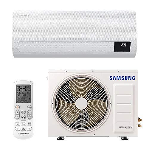 Ar Condicionado Split High Wall Digital Inverter Samsung WindFree Quente e Frio 18000 BTUs AR18TSHCBWKNAZ 220V 220V