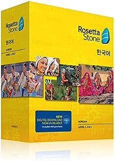 Mejor Rosetta Stone Korean de 2021 - Mejor valorados y revisados