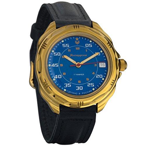 Vostok KOMANDIRSKIE 2414219181Militar ruso reloj mecánico