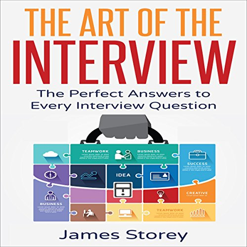 The Art of the Interview audiobook cover art