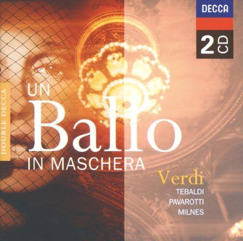 Luciano Pavarotti, Sherrill Milnes, Renata Tebaldi, Regina Resnik, Coro dei Ragazzi del Colosseo, Coro dell'Accademia Nazionale Di Santa Cecilia, Orchestra dell'Accademia Nazionale di Santa Cecilia & Bruno Bartoletti