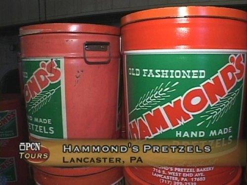 PCN Tours  Hammond#039s Pretzels