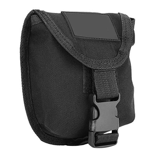 DAUERHAFT Bolsa de Peso para Buceo, 2 kg(Black)