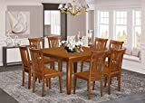 9 Pc Dining room set for 8-Kitchen Table with...