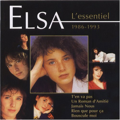 Elsa - L\'Essentiel 1986-1993