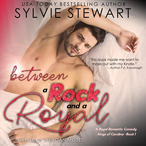 Between a Rock and a Royal audiobook cover art