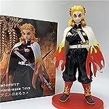 Bandai Spirits. Kimetsu No Yaiba Rengoku Kyoujurou Kizuna No Sou Figure Vol. 10 Demon Slayer Subito ...
