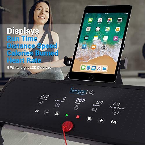 SereneLife Smart Treadmill