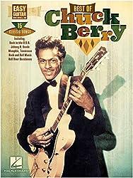 Best Of Chuck Berry. Partitions pour Facile Guitare