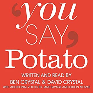 You Say Potato: A Book About Accents audiobook cover art