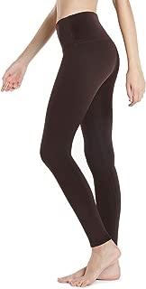 TSLA Women's Thermal Wintergear Compression Baselayer Yoga Pants Leggings Tights