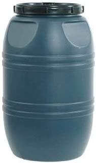 Jardin202 - Bidon de plastico con Boca Ancha de 60 litros - Cierre roscado