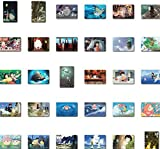 Box-packed Postcard of the Japanese Classic Anime From Hayao Miyazaki