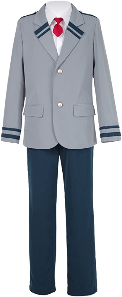 My Hero Academia Deku School mart Suit Uniform Super-cheap Cosplay Costume Blazer
