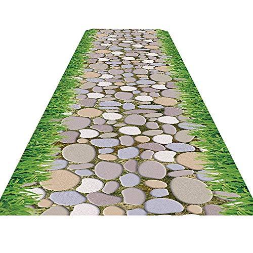 Byx- Tapijt, woonkamer tapijt, trap gang, antislip zacht tapijt, duurzaam, anti-fouling, gemakkelijk onderhoud, 2 stijlen, enz. -gebied tapijten