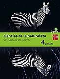 Ciencias de la naturaleza. 4 Primaria. Savia. Madrid - 9788467577198