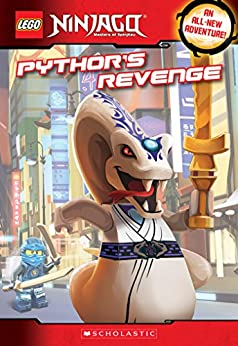 Pythor's Revenge (LEGO NINJAGO: Chapter Book) by [Meredith Rusu]