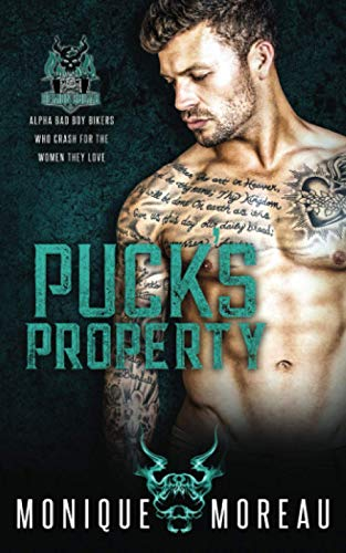Puck's Property: A Bad Boy Biker Romance