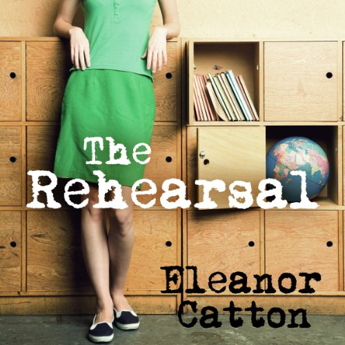 The Rehearsal audiobook cover art