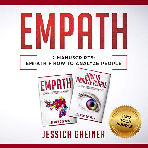 Empath: 2 Manuscripts: Empath and How to Analyze People audiobook cover art
