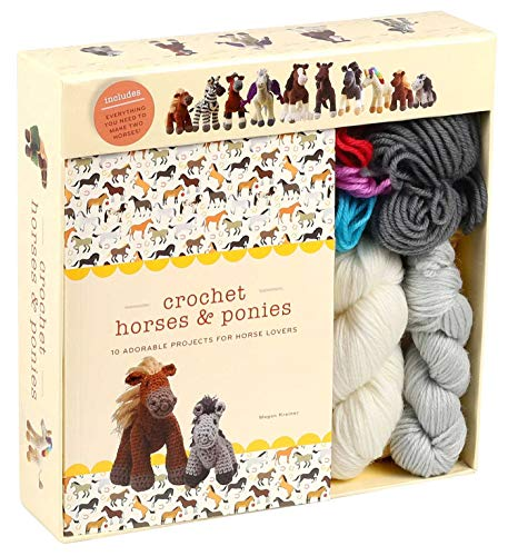 10 Crochet Projects for Horse Lovers
