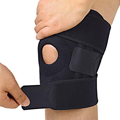 Liebelings Kniebandage Knieschoner Knieschutz Kniestütze Knie atmungsaktiver Gelenkschienen beiSportfürDamen HerrenKinder