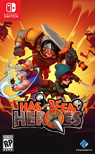 Has Been Heroes – Standard Edition – Nintendo Switch