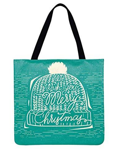 MHCY Bolsos Totes,Ilustración De Dibujos Animados 21 Bolso Informal Impreso Lovely Lady Bolso De Hombro Infantil UnisexBolsas De Playa DeCompras Plegables Reutilizables