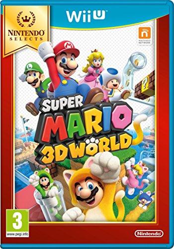 Super Mario 3D World Selects (Nintendo Wii U) - [Edizione: Regno Unito]