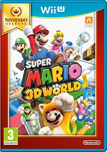 Super Mario 3D World Selects - Import , jouable en français