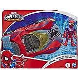 Hasbro- Mega Mighties Avengers Spiderman Web Racer (E7932ES0)