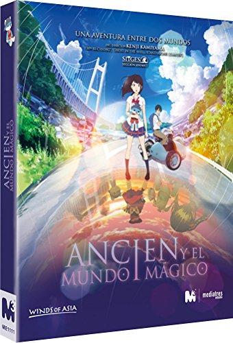 Ancien y el mundo mgico [Blu-ray]