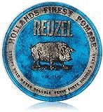 Reuzel Bleu Tenue Forte Haute Sheen Pommade 113gr
