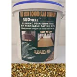 SUDwell™ Golden Quartz Resin Bound Kit 1m² (SUDwell All Weather Resin)