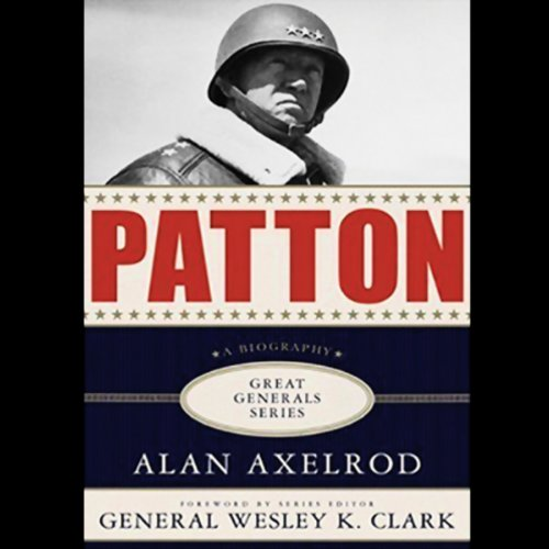 Patton audiobook cover art