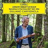 バッハ: 無伴奏ヴァイオリン・ソナタとパルティータ