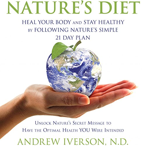 Nature's Diet audiobook cover art