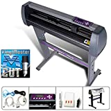 USCutter 28 Inch MH Vinyl Cutter Plotter with Stand and VinylMaster...