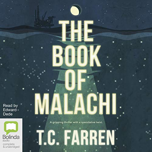 The Book of Malachi audiobook cover art
