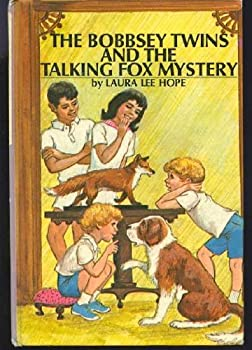The Bobbsey Twins and the Talking Fox Mystery - Book #63 of the Original Bobbsey Twins
