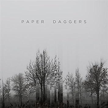Paper Daggers
