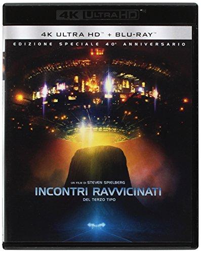Incontri Ravvicinati Del Terzo Tipo (SE 40o Anniversario) (Blu-Ray 4K Ultra HD+Blu-Ray) [Blu-ray]
