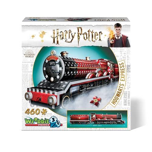 Wrebbit Puzzle Harry Potter - Hogwarts Express 3D Puzzle 460 peças