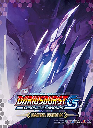 Dariusburst Chronicle Saviours - Limited edition [PS4][Japanische Importspiele]
