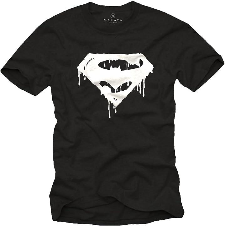 Maglietta superbat - t-shirt uomo makaya HTS_235