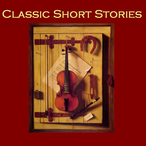Classic Short Stories audiobook cover art