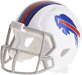Buffalo Bills NFL Riddell Speed Pocket PRO Micro/Pocket-Size/Mini Football Helmet