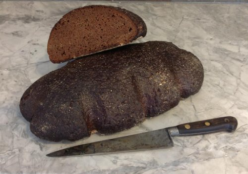 Black Rooster Rye Bread - 5 lb loaf